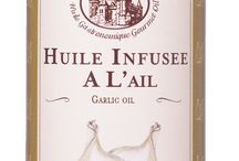 HUILE INFUSEE A L'AIL