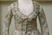 1740's - 1750's jackets