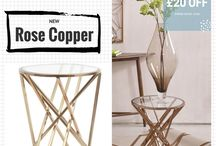 Design / Featuring trend collections