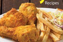 Air fryer & actifry  recipes