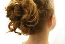 Girls' hair / by Kristen LeBruno