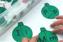 Lernen mit Kleinkinder und Baby
