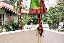Gudi Padwa decoration / Gudi Padva decoration