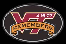 We are the Hokies. We will prevail. We are Virginia Tech / by Emily Fulton