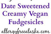 healthier treats/desserts options