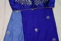 mirror sarees