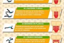 Ejercicios para reducir abdomen