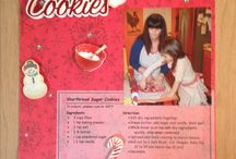 Recipe scrapbook / by Desirea Binning