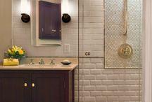 Bathrooms I Adore! / Beautiful bathroom inspiration.
