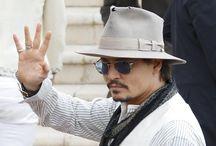 The amazing Johnny Depp. / John Christopher Depp II.
