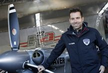 Air Race Pilot Hannes Arch / Red Bull Air Race Pilot