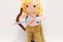 Zodiac crochet