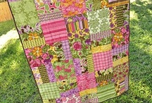 Layer Cake Quilts / by Vickey Hughes
