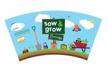 innocent Sow & Grow / We've teamed up with innocent and GIY (Grow It Yourself) to launch a national Sow & Grow campaign in schools. We have created lesson plans and supporting activities to support this great initiative. / by iChild.co.uk