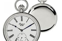 Open Faced Pocket Watches