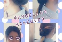 Makeup & Hair / to find out more visit our Facebook -- Angel Lun    we service with multi-languages