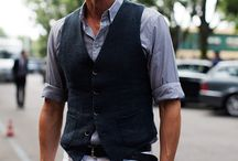 My kind of men / Older good-looking men with a sense of style