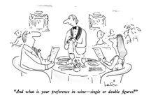 Wine Cartoons