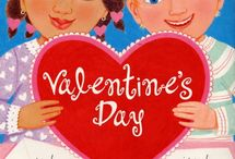 Valentines Day / Happy Heart Day  / by Books Galore