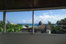 Departamento paraíso / Hermoso departamento vista mar  Cerca de la #5avenida