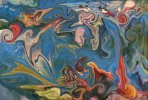 Cores de Monet
