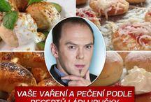 recepty Láďa Hruška