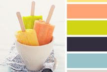 Delightful Color Combos / by Delightfully Noted