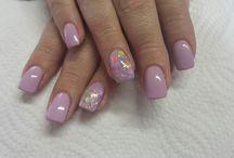 Nails / Creating beautiful nails.