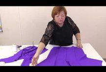 юбка годе со шлейфом
