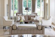 taupe in living room