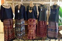 Tenun / Tenun tradisional Indonesia
