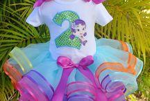 Bubble Guppies Party / Ella 2nd