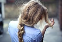 embellished hair