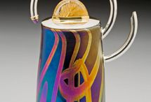 Artistic Teapots / Not the ordinary type / by Gillian Namele