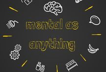 Mental As Anything - Podcast