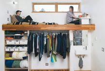 decoração flat / decoração de flat- pequeno apartamento- quitinete