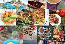 healthy family food - tagalong recipes!