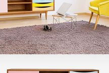 MCM / Mid-century modern furniture
