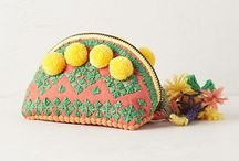 BAGS -  CLUTCH SATCHEL PURSE / Everything bags we love