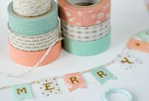 washi tape inspirations