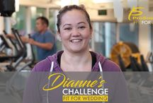 Dianne's Challenge: Fit for Wedding / Dianne's Challenge is a video and blog series documenting one woman's journey to lose 20-30 pounds in time for her wedding. With financial stress, family struggles, and health issues, it will truly be a challenge for Dianne to lose weight while planning her dream wedding. Can she do it? Follow her story to find out!