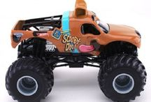 Scooby Monster Truck Madness / by Scooby-Doo