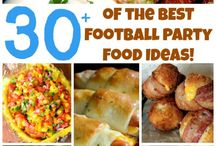Party Food Ideas for the Boys