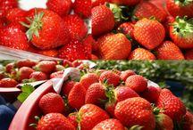 สตรอว์เบอร์รี่เกาหลีสดๆ ใหญ่ยักษ์ strawberry