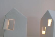 Kleine huisjes