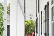 Building a Home - Porches