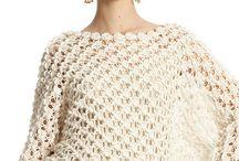 Crochet tops - wanna do for myself