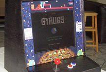 bespoke arcade machine