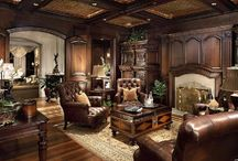Luxury Living Rooms / The most luxurious living rooms we have seen!