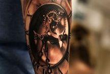 Tatuagem antebraço